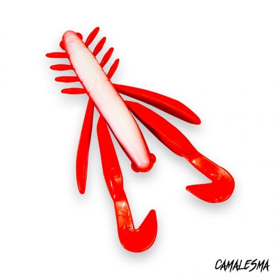 DIVOC CRAW 11CM 3UNID - SUPER RED